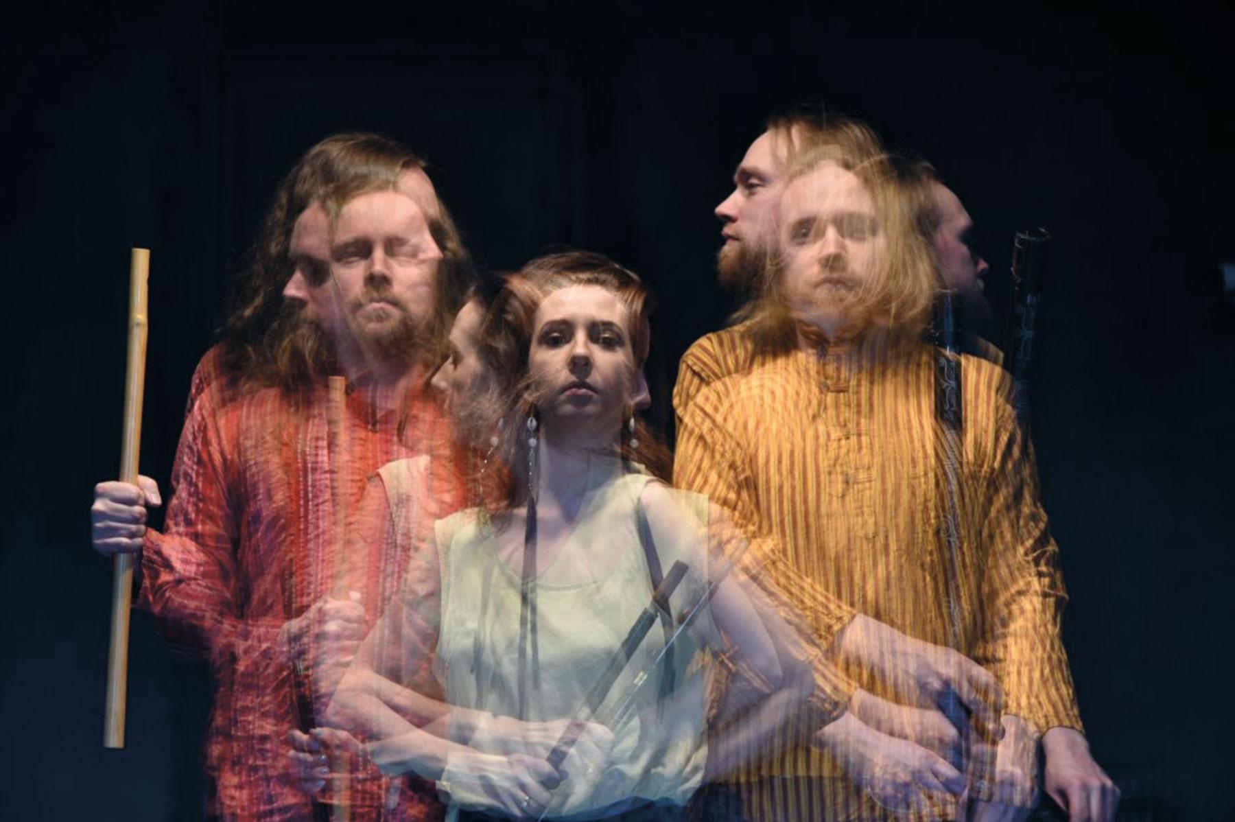 Ojajärvi Blom Ojajärvi -trio