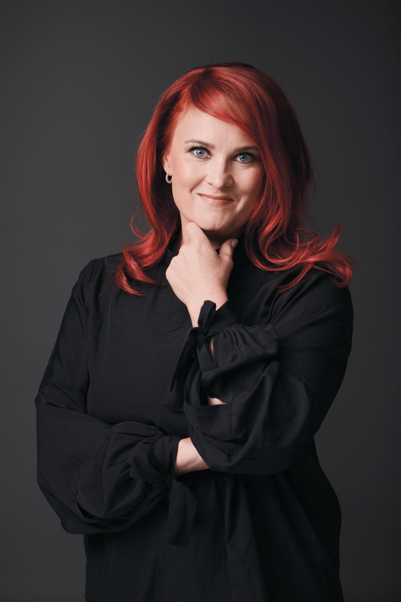 Soila Sariola Rajaton-yhtyeestä vierailee Laitakaupungin Orkesterin solistina syyskuussa.