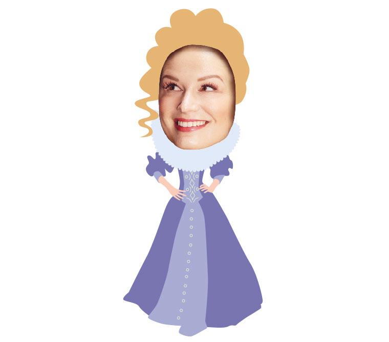 Reeta Vestman on Portia