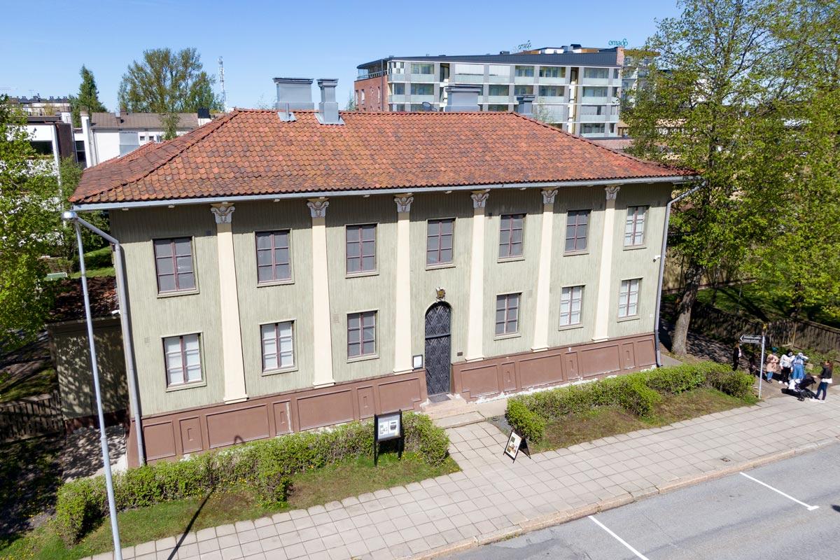 Suojeluskunta- ja Lotta Svärd -museo