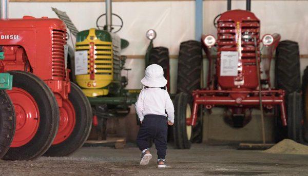 Etelä-Pohjanmaan traktorimuseo